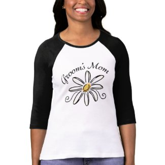 Mother of the Groom Tee Shirt