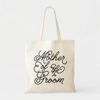 Mother of the Groom Tote Bag Wedding Party Totes
