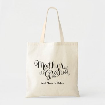 HappyDesigner Mother of the Groom Tote Budget Canvas Tote Bag