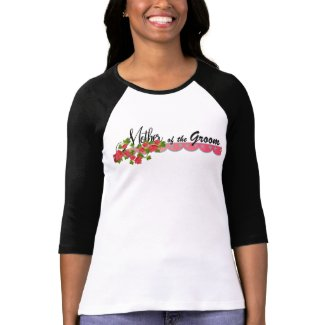 Mother of the Groom Tshirts