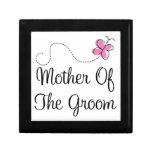 Mother of the Groom Wedding Keepsake Gift Box