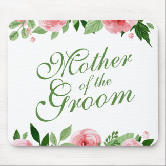 Mother of the Groom Wedding | Mousepad