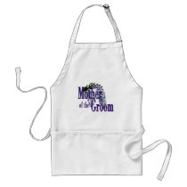 Mother of the Groom/ Wisteria Wedding Adult Apron