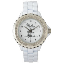 Mother Of The Groom Wrist Watch
