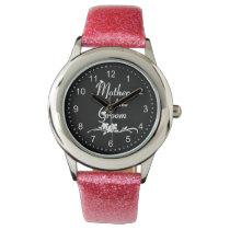 Mother Of The Groom Wristwatch