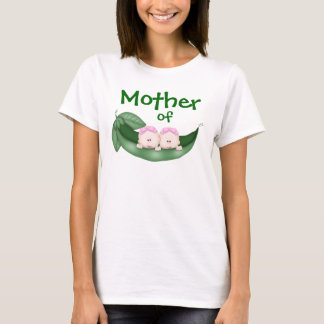 Mother of Twin Girls T-Shirt