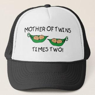 Mother of Twins 2X Pod Trucker Hat