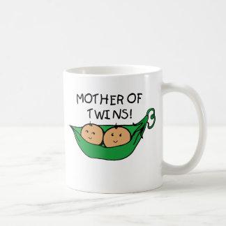 Mother of Twins Pod Mug
