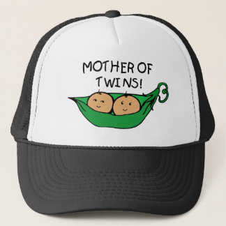 Mother of Twins Pod Trucker Hat