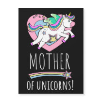Mother Of Unicorns!