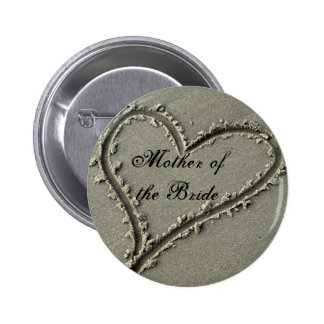 Mother ofthe Bride Pinback Button