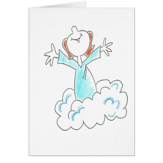mother on cloud card
