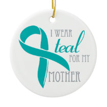 Mother - Ovarian Cancer Ornament