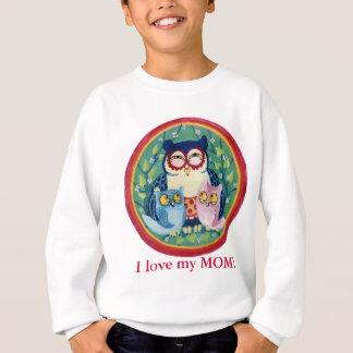 Mother owl sweatshirt