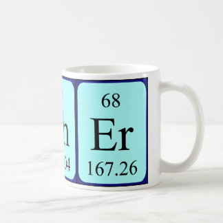 Mother periodic table name mug
