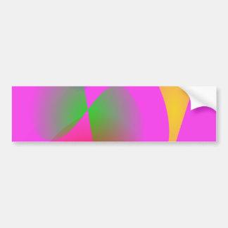 Mother Pink Car Bumper Sticker