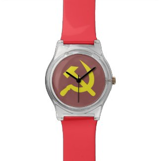 Mother Russia 80's watch