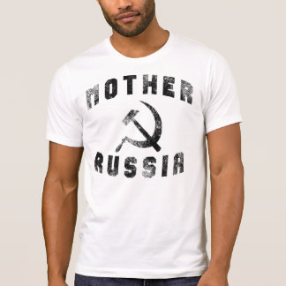 MOTHER RUSSIA, Vintage Tee Shirts