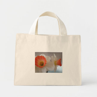 MOTHER'S DAY GIFTS 4 NARCISSUS Flowers Tote Bags