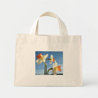 MOTHER'S DAY GIFTS 6 Tote Bags NARCISSUS Flowers