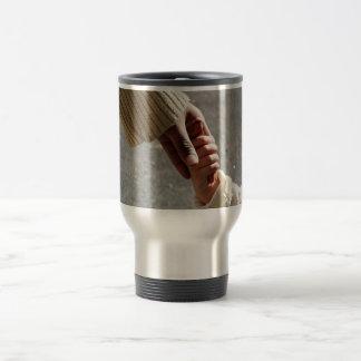 Mother ' s love 15 oz stainless steel travel mug