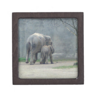 Mother s Love Elephant Premium Gift Box