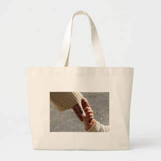Mother ' s love jumbo tote bag