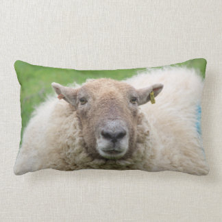 Mother Sheep Lumbar Pillow
