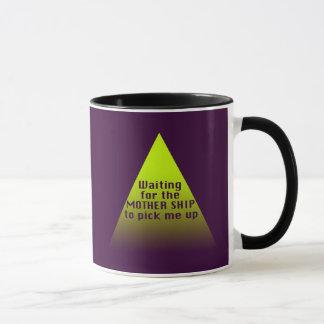 Mother Ship Mug
