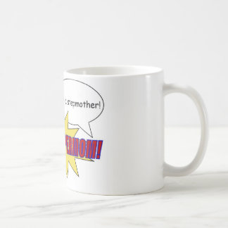 mother, stepmother, supermom mug