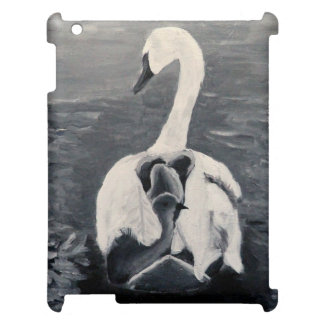 MOTHER SWAN iPad COVER