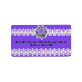 Mother – The gift of love Label