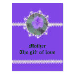 Mother – The gift of love Post Card