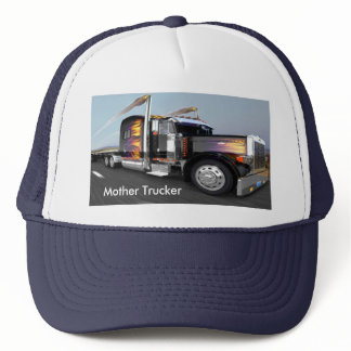 Mother Trucker Trucker Hat