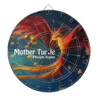 Mother Turtle Products Dart Board