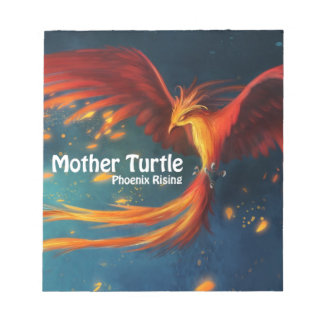 Mother Turtle Products Notepad