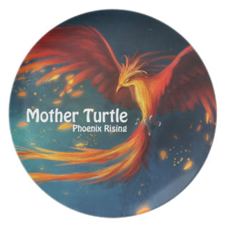 Mother Turtle Products Plate