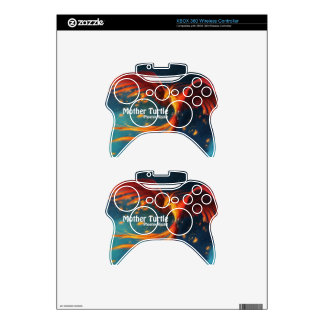 Mother Turtle Products Xbox 360 Controller Decal
