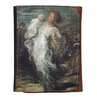 """""""Mother with Child"""" art wallets"""