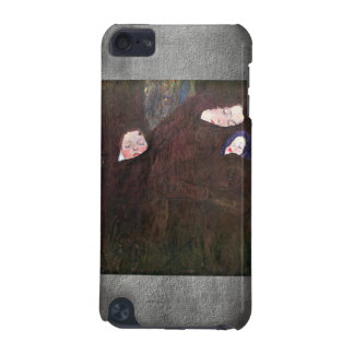 Mother with Children by Gustav Klimt iPod Touch (5th Generation) Case