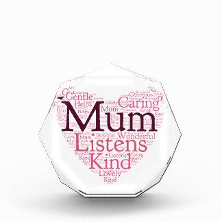 Mother Word Art Award