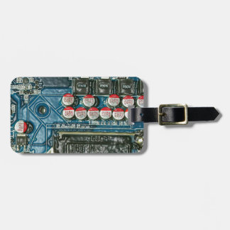 Motherboard Art.jpg Tag For Luggage