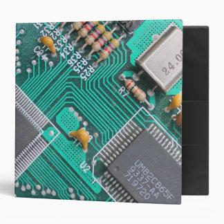 Motherboard, circuit board, computer nerd binder