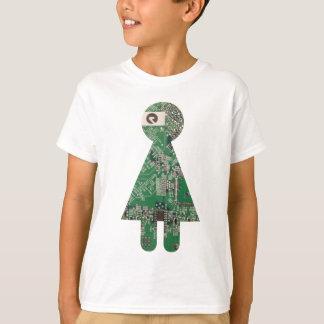 Motherboard Girls' T-shirt