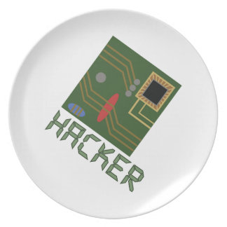 Motherboard Hacker Plates