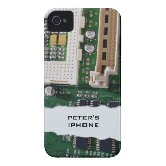 Motherboard iPhone 4/4S Case-Mate Barely There