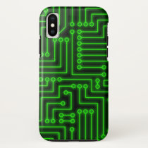 Motherboard iPhone X Case