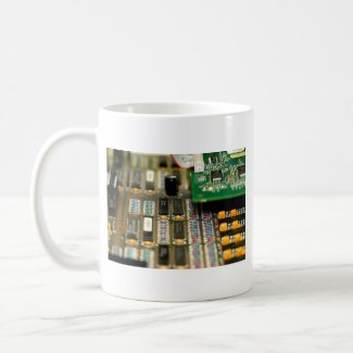 Motherboard mug