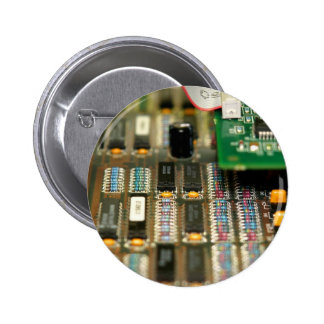 Motherboard Pinback Button