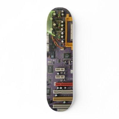 Motherboard Skateboard Pro
